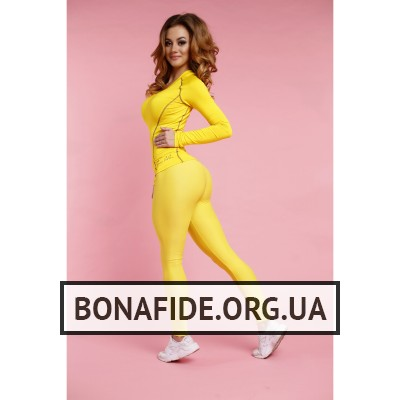 Лосины Bona Classic (Yellow)