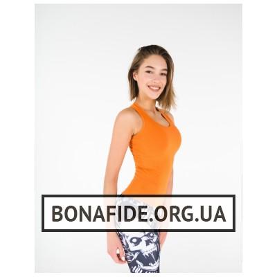 Майка Better Bodies (Jaffa Orange Melanje)