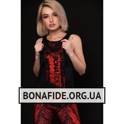 Майка Bona Fide Shirt Classic Cobra (Red)