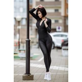 Комбинезон Oy-Vsyo Gym Suit Base (Black)