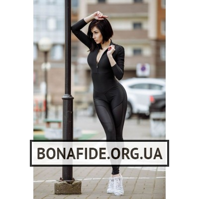 Комбинезон Oy-Vsyo Gym Suit Base (Black)
