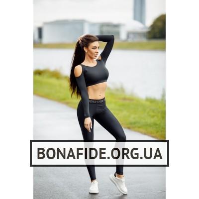 Лосины Bona GoldStandart (Black)
