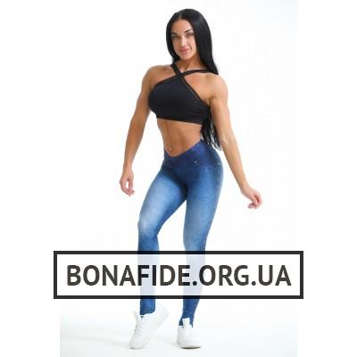 Лосины Bona Classic (Blue Jeans)