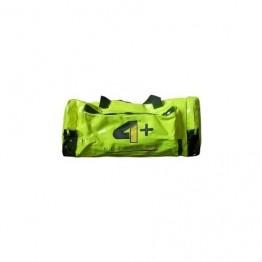 4+ Nutrition сумка спортивная (зеленая)