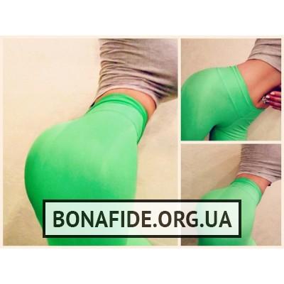Лосины Bona Classic (Light Green)