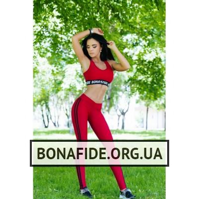 Топик Bona Fide Top Mini (Dark Red)