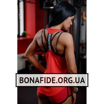 Майка Bona Fide FreeWay (Red)