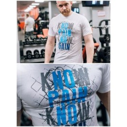 Футболка Grand Khavatari Classic T-Shirt (No Pain, No Gain)