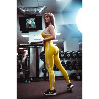 Комбинезон BeMyMuse (Sunny Yellow)