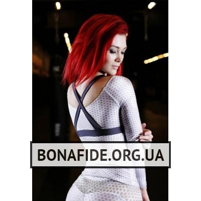 Рашгард X-Bona (White Grid)