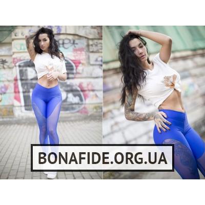 Лосины Bona Mania (Middle Blue)